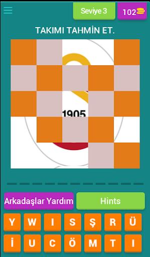 futbol logo oyunu screenshot 2