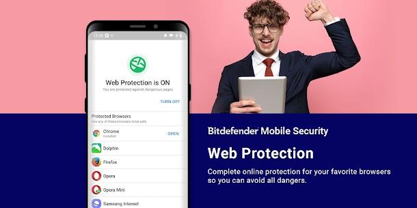 Bitdefender Mobile Security & Antivirus Mod Apk (6 Month Free License) 3