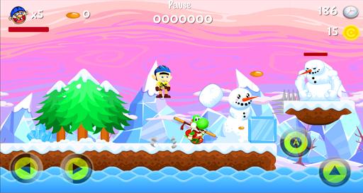 jeffy the puppet vs yoshu - run adventure screenshot 1