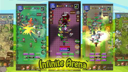 Infinite Arena 1.2.1 screenshots 6