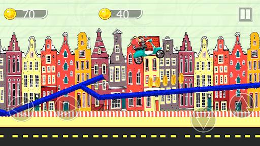 Code Triche Rat A Tat Cartoon And Moto Driving mod apk screenshots 3