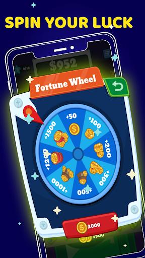 Money Clicker Game - Tycoon Make Money Rain  screenshots 6