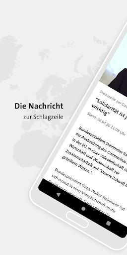 tagesschau - Aktuelle Nachrichten 3.0.2 Screenshots 1