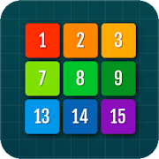 15 Puzzle - Fifteen Game Challenge