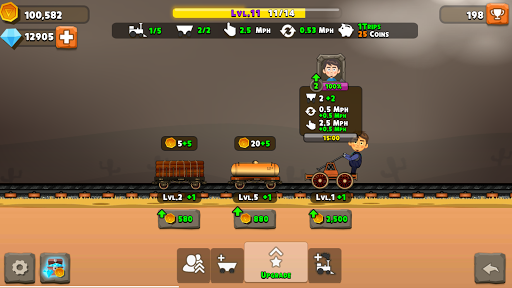 TrainClicker Idle Evolution 1.20.21.40 screenshots 2