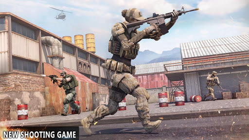 Army Commando Playground - New Free Games 2021 1.25 screenshots 3