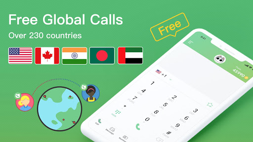 India TouchCall -- Free Phone Call & Indy Call 3.2.1005 Screenshots 1