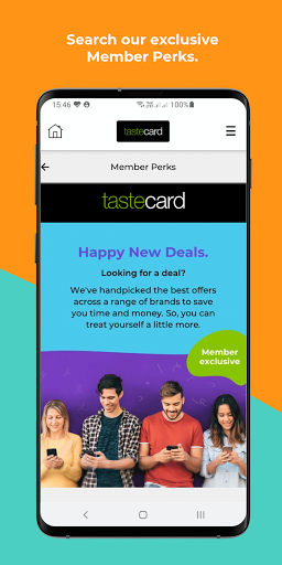 tastecard  screenshots 5