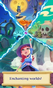 Bubble Witch 2 Saga 1.124.0 MOD APK [INFINITE LIVE & BOOSTER] 3