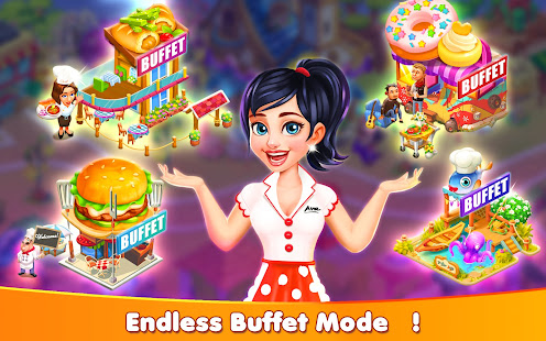 Cooking Platter: New Free Cooking Games Madness 3.2 Screenshots 20