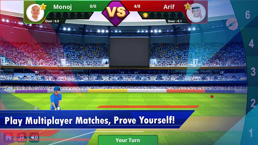 Cricket Kingu2122 - by Ludo King developer  screenshots 4