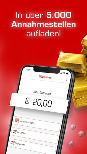 Lotterien App screenshots 2