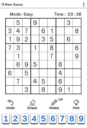Sudoku Classic  screenshots 7