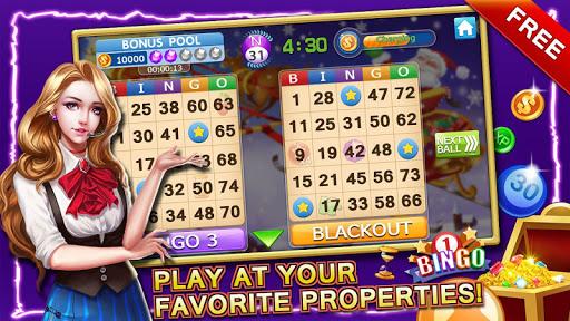 bingo arena - offline bingo casino games for free screenshot 1