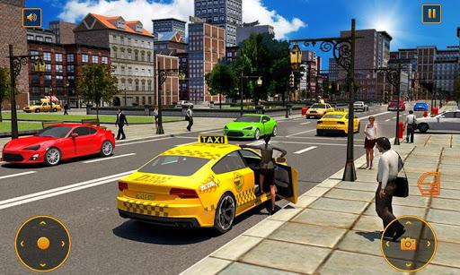 City Taxi Car Tour - Taxi Cab Driving Game 1.0.1 screenshots 1