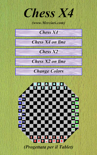 Chess X4 Online 1.3.1 screenshots 1