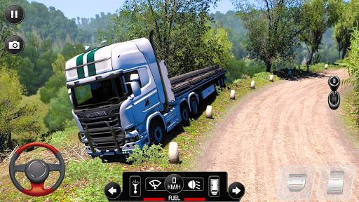 Euro Truck Parking Simulator 2021: 3d parking Game Apkfinish screenshots 5