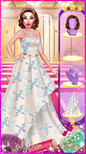 Ellie Fashionista - Dress up World android2mod screenshots 6