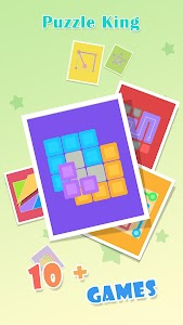Puzzle King - Puzzle Games Collection 2.1.1