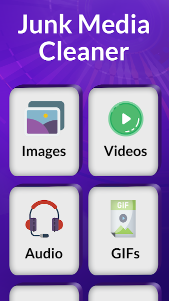 Free Phone Junk Cleaner - Clean Social Media Files