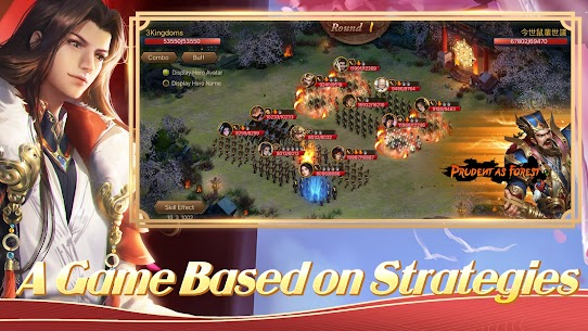 Three Kingdoms  Overlord Apk Download 5