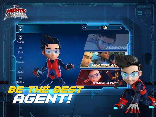 Ejen Ali: Agents' Arena  screenshots 18