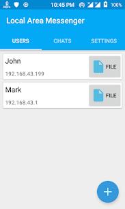 LAN Messenger  P2P For Pc – Free Download In Windows 7/8/10 And Mac Os 1
