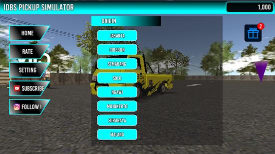 IDBS Pickup Simulator 3.3 Screenshots 7