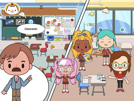Miga Town: My School 1.2 Screenshots 7