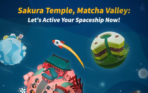 Walkr: Fitness Space Adventure apkslow screenshots 14