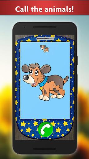 Baby Phone Game for Kids Free - Cute Animals  Screenshots 3
