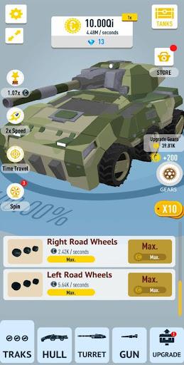 Idle Tanks 3D 0.8 screenshots 10