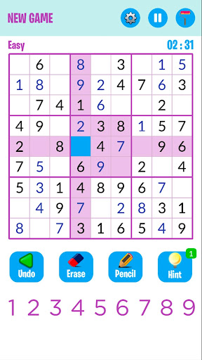 Sudoku 2020 2.2 screenshots 6