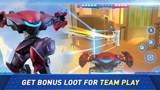 Mech Arena Robot Showdown Apk Mod , Mech Arena Robot Showdown Apk Unlimited Everything Download 4
