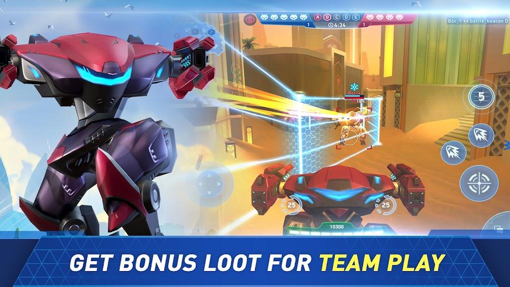 Mech Arena: Robot Showdown poster 4