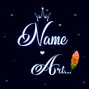 Your Name Art Effect :3D Name Text,Name Art Studio