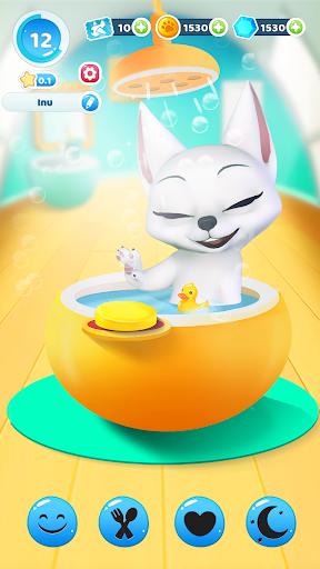 Inu the cute Shiba - virtual pup games  screenshots 2