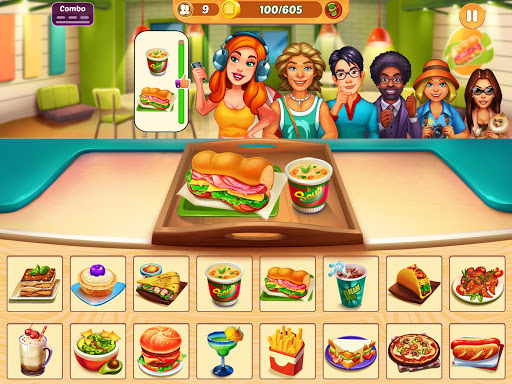 Cook It! Cooking Games Madness & Krusty Cook-off 1.3.4 screenshots 10