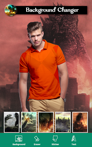Macho - Man makeover app & Photo Editor for Men 4.5 Screenshots 7
