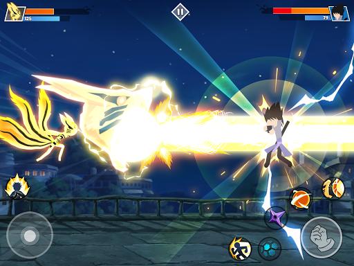 Stickman Shinobi : Ninja Fighting 2.2 screenshots 6