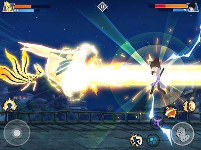 Stickman Shinobi : Ninja Fighting MOD APK 2.0 (Unlimited Gold, Diamond, Energy, No Ads) 6