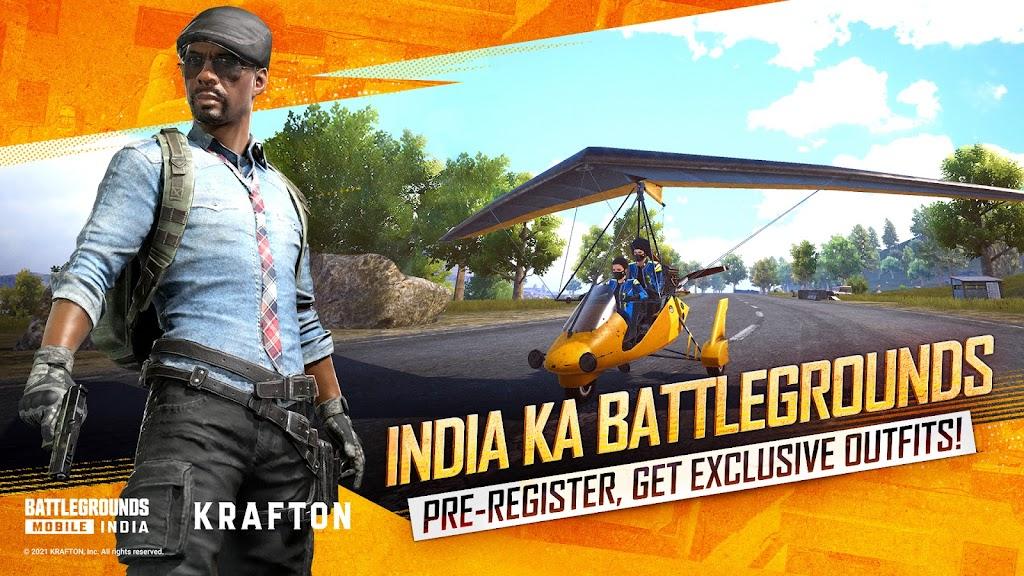 BATTLEGROUNDS MOBILE INDIA  poster 9