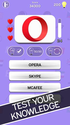 3in1 Quiz : Logo Quiz - Flag Quiz - Capital Quiz apklade screenshots 1