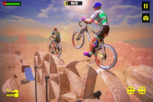 Reckless Rider- Extreme Stunts Race Free Game 2021 Apkfinish screenshots 9