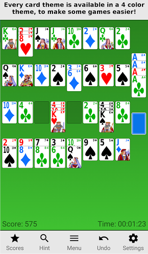 Solitaire Collection - Bunch of 16 Solitaire Games 1.4 Screenshots 4