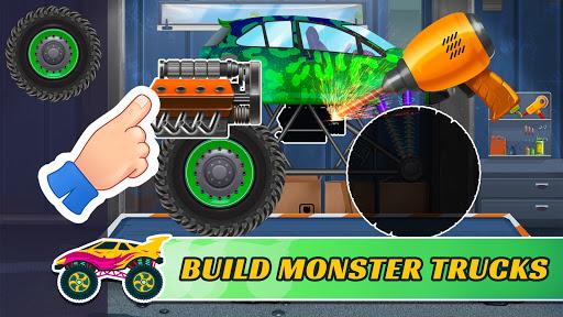 Monster Trucks: Racing Game for Kids Fun  screenshots 5