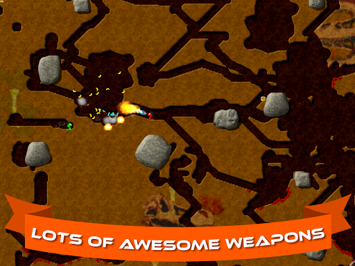 Annelids: Online battle 1.115.10 screenshots 24