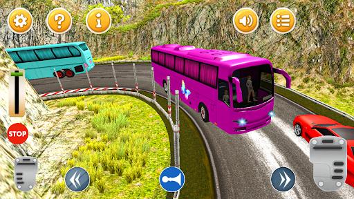 Bus Game 2021: City Bus Simulator  screenshots 4