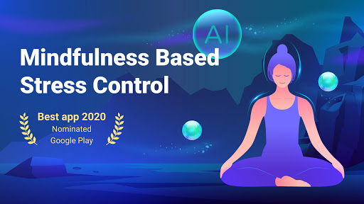 Stress Control Norbu: game, breathing, meditation android2mod screenshots 1