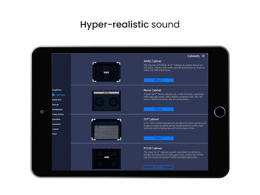 Guitar Effects Pedals, Guitar Amp - Deplike 5.7.6.3 Screenshots 13